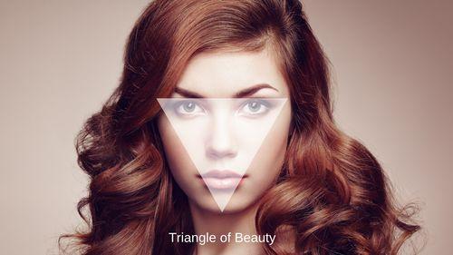 Triangle of Beauty